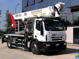CTE B-Lift 390 HR Truck-Mounted Platform  - picture8' - Click to enlarge