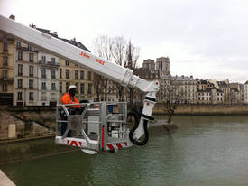 CTE B-Lift 390 HR Truck-Mounted Platform  - picture17' - Click to enlarge