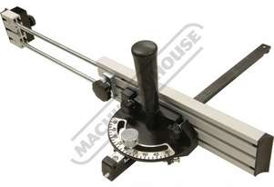 MTR-24 Mitre Gauge & Fence 335 ~ 615mm Adjustable Fence Suits 3/4