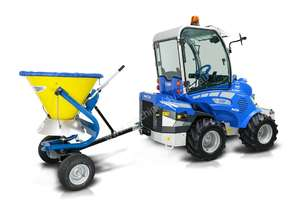 MultiOne Salt and Sand Spreader, Towed centrifugal