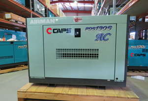 AIRMAN PDS130SC-5C3 130cfm Portable Diesel Air Compressor w/ Aftercooler