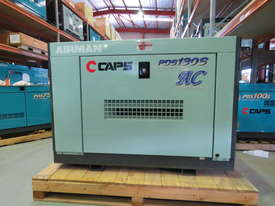 AIRMAN PDS130SC-5C3 130cfm Portable Diesel Air Compressor w/ Aftercooler - picture0' - Click to enlarge