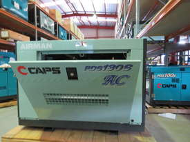 AIRMAN PDS130SC-5C3 130cfm Portable Diesel Air Compressor w/ Aftercooler - picture3' - Click to enlarge