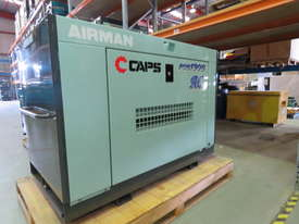 AIRMAN PDS130SC-5C3 130cfm Portable Diesel Air Compressor w/ Aftercooler - picture2' - Click to enlarge