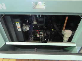 AIRMAN PDS130SC-5C3 130cfm Portable Diesel Air Compressor w/ Aftercooler - picture4' - Click to enlarge
