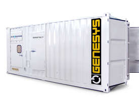 1375 KVA Containerised Diesel Generator 3 Phase 415V - Cummins or Perkins Powered - picture2' - Click to enlarge