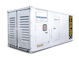 1375 KVA Containerised Diesel Generator 3 Phase 415V - Cummins or Perkins Powered - picture4' - Click to enlarge