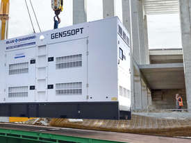 1375 KVA Containerised Diesel Generator 3 Phase 415V - Cummins or Perkins Powered - picture5' - Click to enlarge