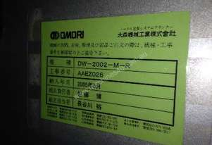 Omori Shrink Wrapper
