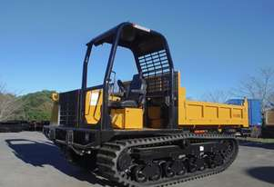 Morooka MST700 All Terrain Dumper Off Highway Truck