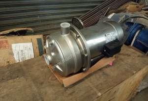Ebara dual impeller centrifugal pump