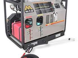 BAR Petrol Engine Driven Hot Pressure Cleaner HDS-4005-2H6G - picture0' - Click to enlarge