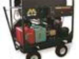 BAR Petrol Engine Driven Hot Pressure Cleaner HDS-4005-2H6G - picture1' - Click to enlarge