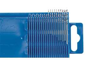 20 Piece Micro Drill Set - picture1' - Click to enlarge