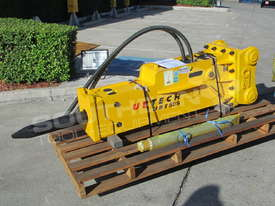 UBT50S Silence Hydraulic Hammer Rock Concrete Breaker ATTUBT - picture2' - Click to enlarge