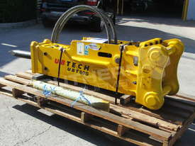 UBT50S Silence Hydraulic Hammer Rock Concrete Breaker ATTUBT - picture3' - Click to enlarge