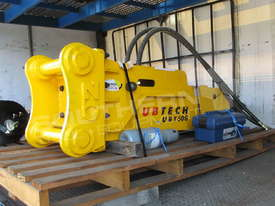UBT50S Silence Hydraulic Hammer Rock Concrete Breaker ATTUBT - picture6' - Click to enlarge