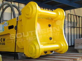 UBT50S Silence Hydraulic Hammer Rock Concrete Breaker ATTUBT - picture7' - Click to enlarge