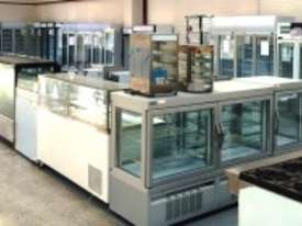 Bromic GM1000L Upright Chiller Fridge 2 Glass door - picture6' - Click to enlarge