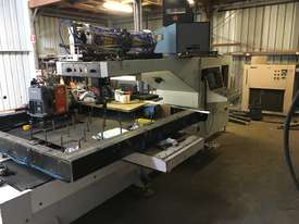 Cnc c02 laser cutter - picture4' - Click to enlarge