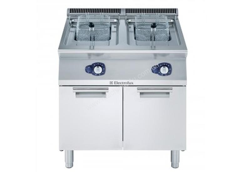 Electrolux 700XP Free Standing Electirc Fryer Double Well 14L E7FREH2FF0
