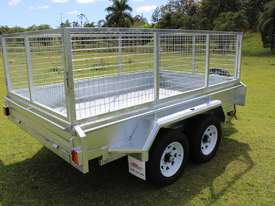 2018 Ozzi 10x6 Hydraulic Tipper Trailer - picture6' - Click to enlarge