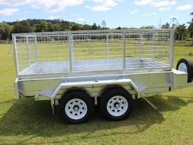 Ozzi 10x6 Hydraulic Tipper Trailer - picture7' - Click to enlarge