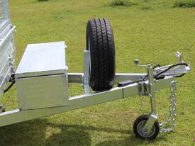 Ozzi 10x6 Hydraulic Tipper Trailer - picture8' - Click to enlarge