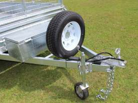 Ozzi 10x6 Hydraulic Tipper Trailer - picture9' - Click to enlarge