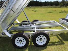Ozzi 10x6 Hydraulic Tipper Trailer - picture17' - Click to enlarge