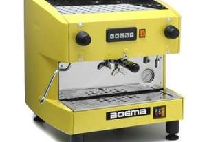Boema Deluxe D-1V10A 1 Group Volumetric Espresso Machine