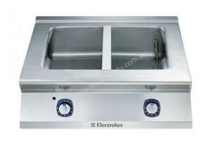 Electrolux 900XP E9BMEhB000 800mm wide Electric Ban Marie Top