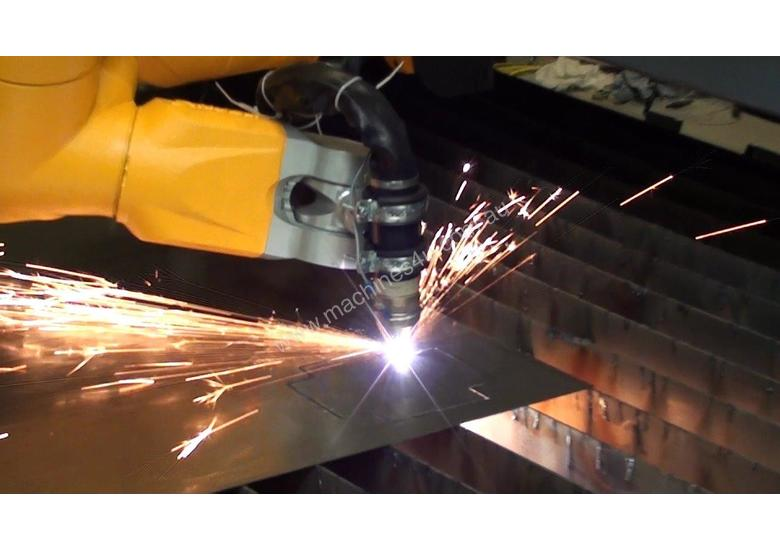 HACO COMBICUT ROBOTIC CNC PLASMA CUTTING MACHINES