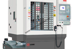 CNC Engraving Machine Suitable for Precision Molds Machining (Hard and Soft Material)
