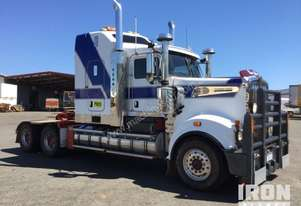 2011 Kenworth T909 6x4 Prime Mover