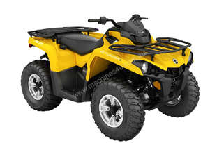 Can-Am Outlander MAX 570 DPS Yellow