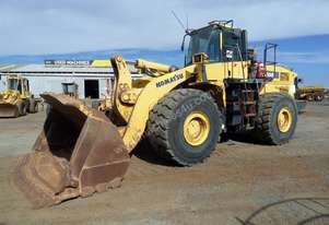 2011 Komatsu WA500-6 Wheel Loader *CONDITIONS APPLY*