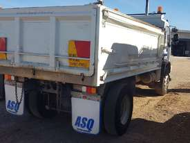 Isuzu FVR900 Tipper Truck - picture9' - Click to enlarge