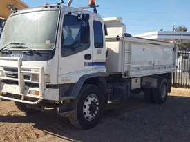 Isuzu FVR900 Tipper Truck - picture11' - Click to enlarge