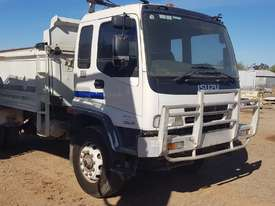 Isuzu FVR900 Tipper Truck - picture0' - Click to enlarge