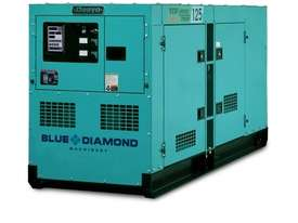 DENYO 125KVA Diesel Generator - 3 Phase - picture0' - Click to enlarge