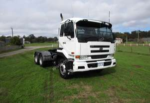 Nissan UD CW385 Primemover Truck