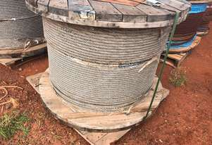 Galvanised Wire Rope 12mm 6x36