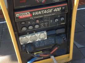 Lincoln Electric Vantage 400 - picture5' - Click to enlarge