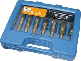 D1171 Metric Industrial HSS Reduced Shank Drill Set Ø13-Ø25mm 8 Piece - picture3' - Click to enlarge