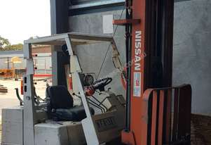 Forklift, Gas, 5700 lift height