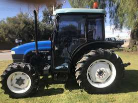 New Holland TND55D  FWA/4WD Tractor - picture0' - Click to enlarge