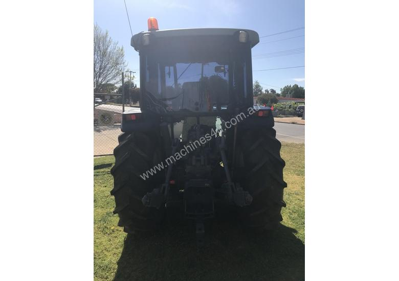 New Holland TND55D  FWA/4WD Tractor
