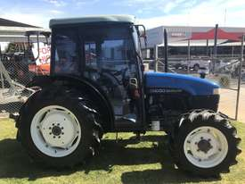 New Holland TND55D  FWA/4WD Tractor - picture1' - Click to enlarge
