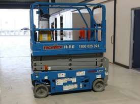 2014 Model Genie GS1932 � 19? Narrow Electric Scissor Lift - picture0' - Click to enlarge